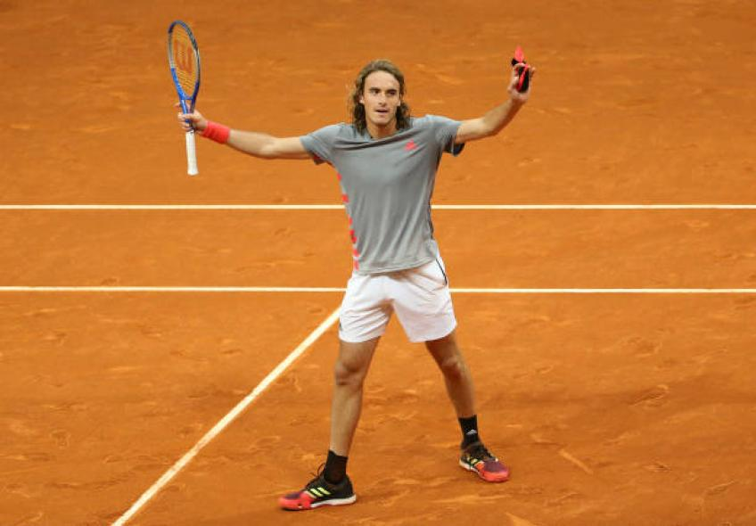 Stefanos Tsitsipas speaks about his relationship with Alexander Zverev