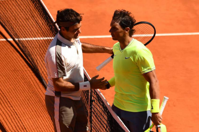 Roger Federer: I tried everything I had against Rafael Nadal