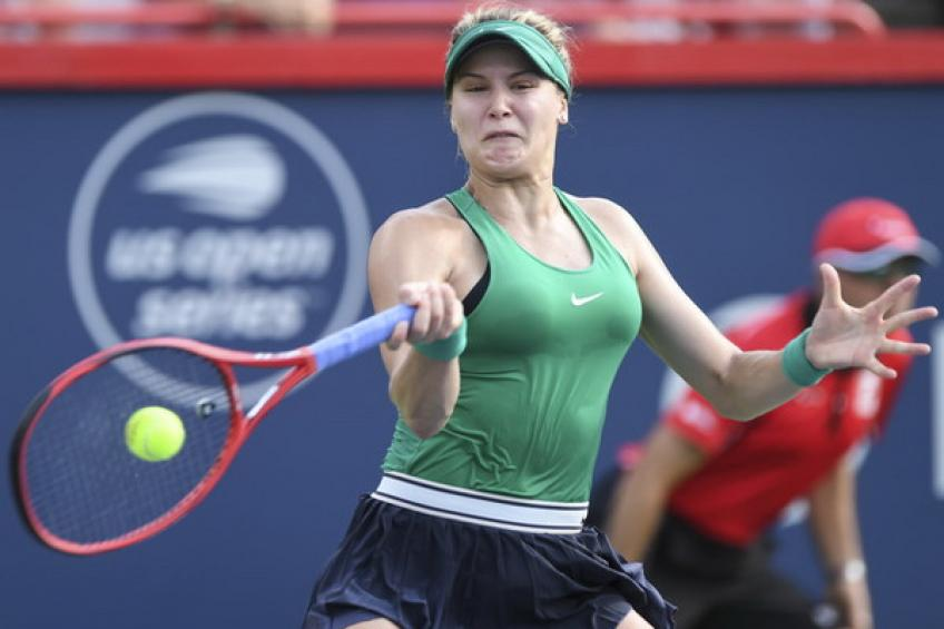 Eugenie Bouchard to play for Orange County Breakers on July 23