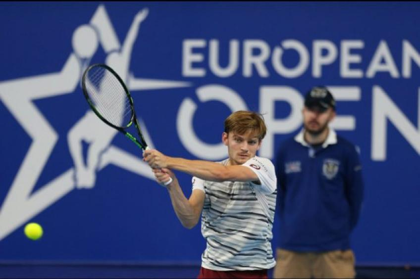 Davis Goffin and Steve Darcis first players confirmed for Antwerp