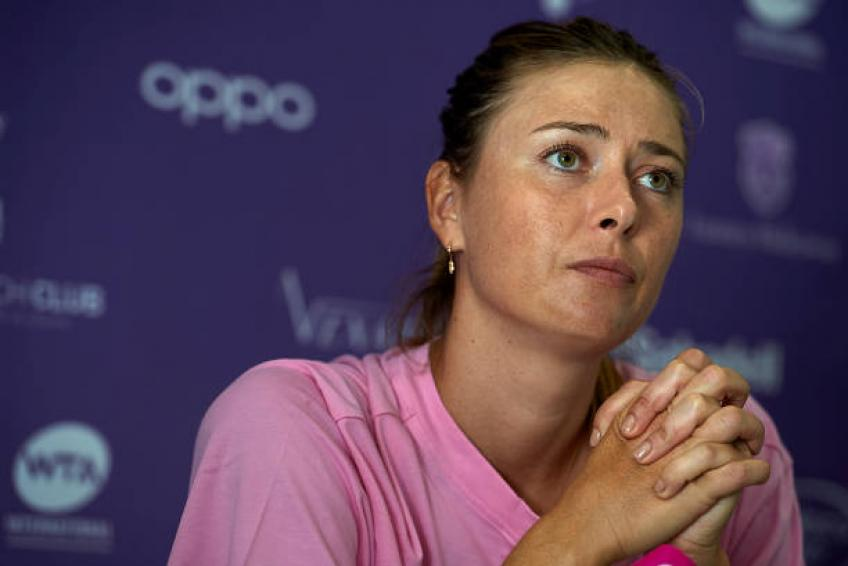 Maria Sharapova: There is still a lot to work on and improve