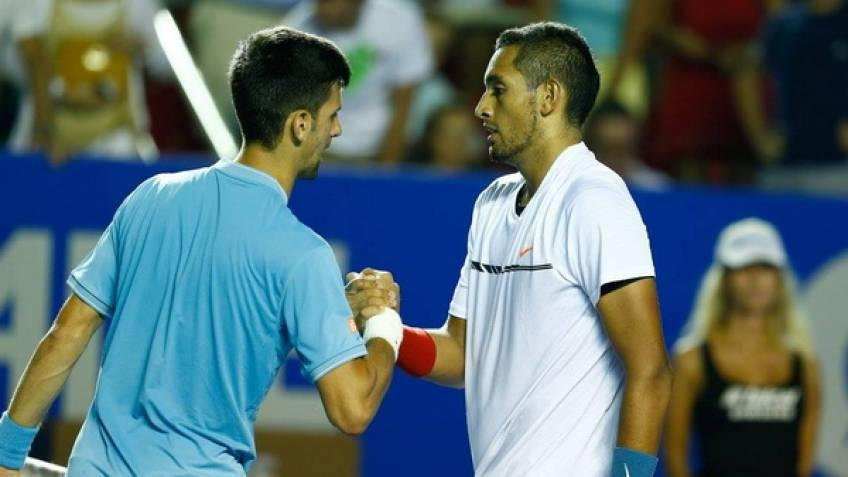 Novak Djokovic responds to Nick Kyrgios' criticism in classy way