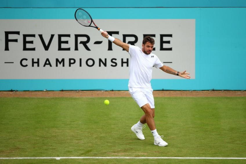 ATP Queen's: Del Potro, Wawrinka, Raonic and Pouille pass first obstacles