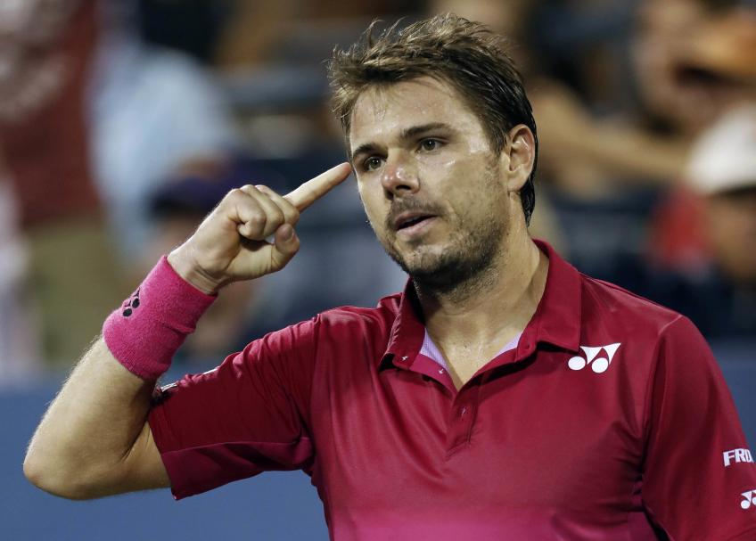 Stan Wawrinka's mental advice for big points