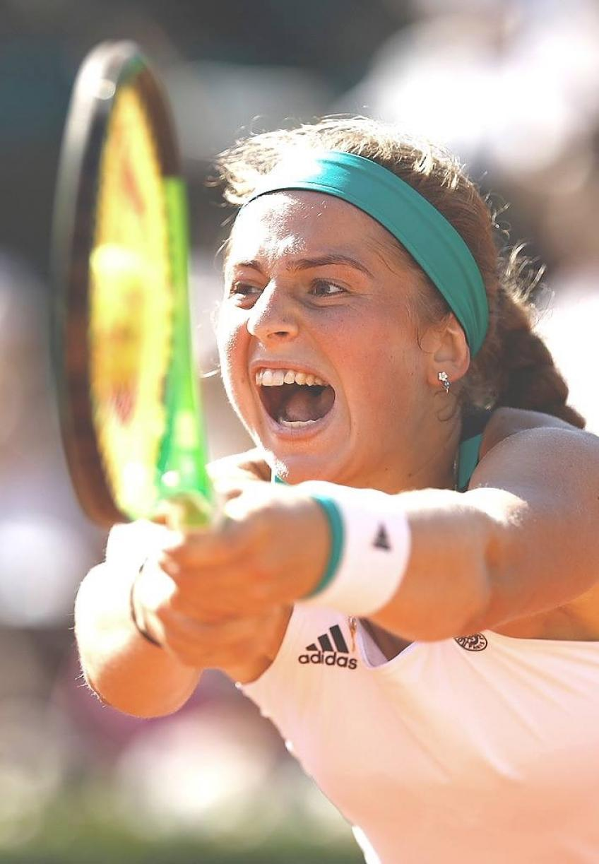 Can Jelena Ostapenko keep her grip on going deep in the grass season?