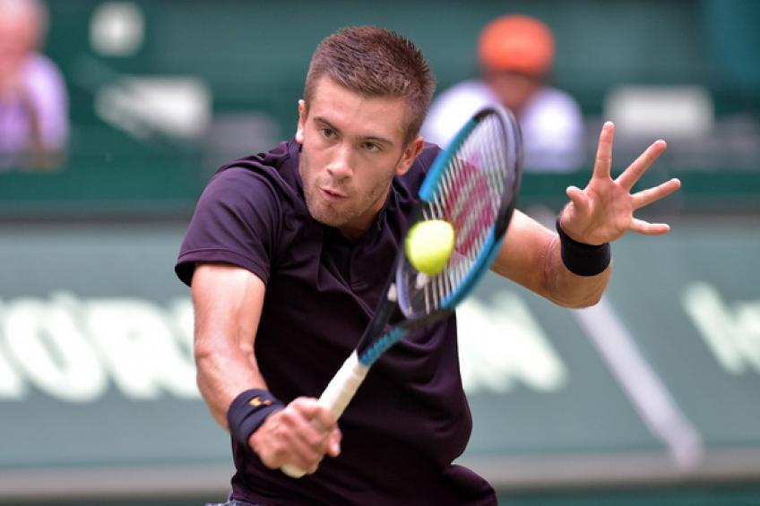 ATP Halle: Borna Coric edges Sousa. Herbert, Khachanov and Goffin advance