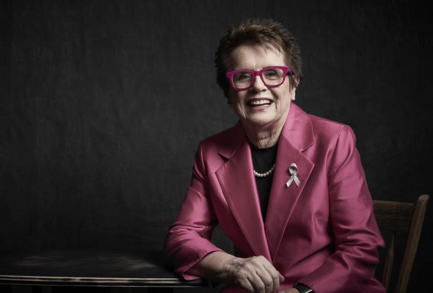 Billie Jean King to speak at ITF Worldwide Participation Conference