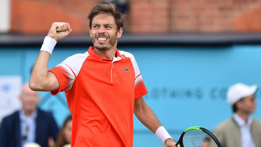 Nicolas Mahut: Queen's Centre Court is one of best courts I've played on