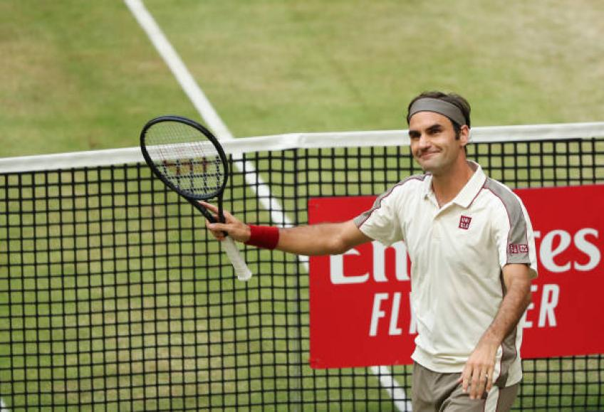 Federer wins record 10th Halle Open title, 102nd overall