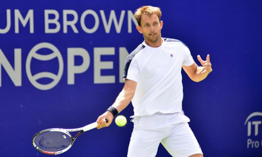 Denmark's Frederik Nielsen to Focus on Doubles Only