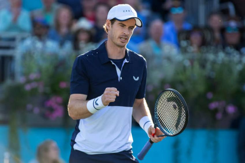 Andy Murray: Ashleigh Barty rejected to play Wimbledon mixed with me