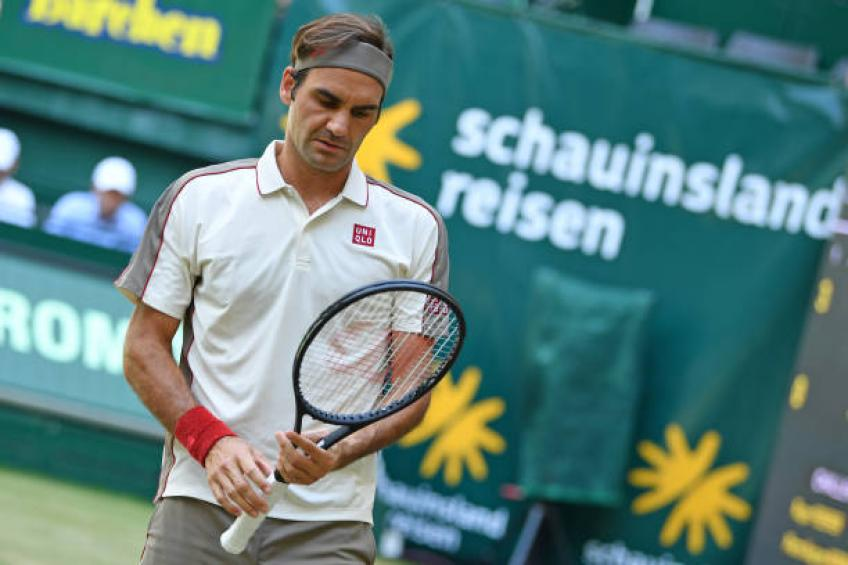 Roger Federer: At the beginning of my career I was very angry