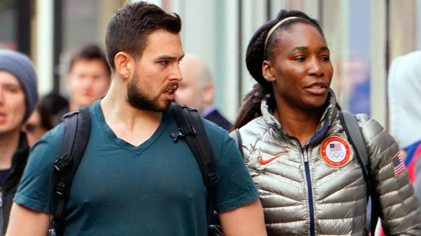 Venus Williams Splits with Boyfriend of Two Years Nicholas Hammond