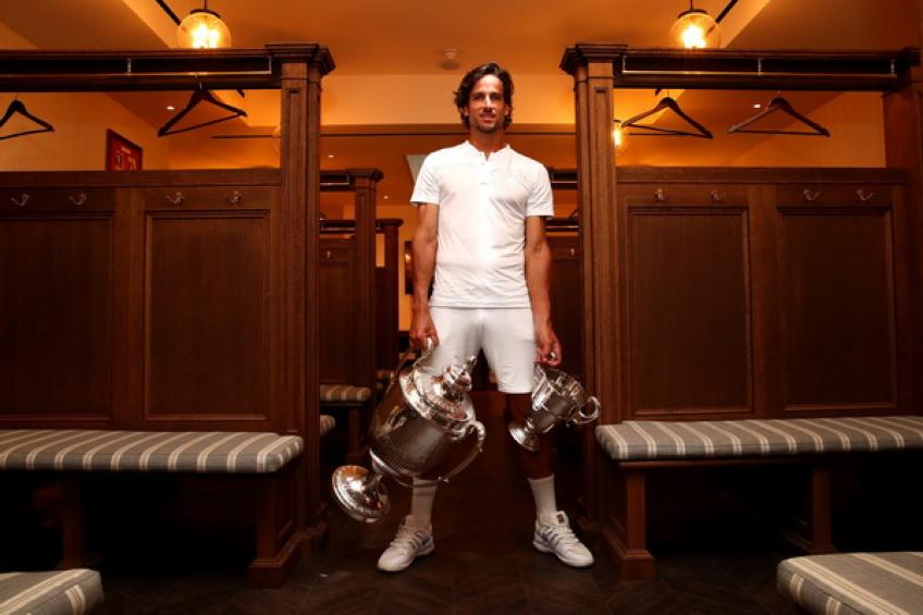 Feliciano Lopez achieves historic singles & doubles at Queen's