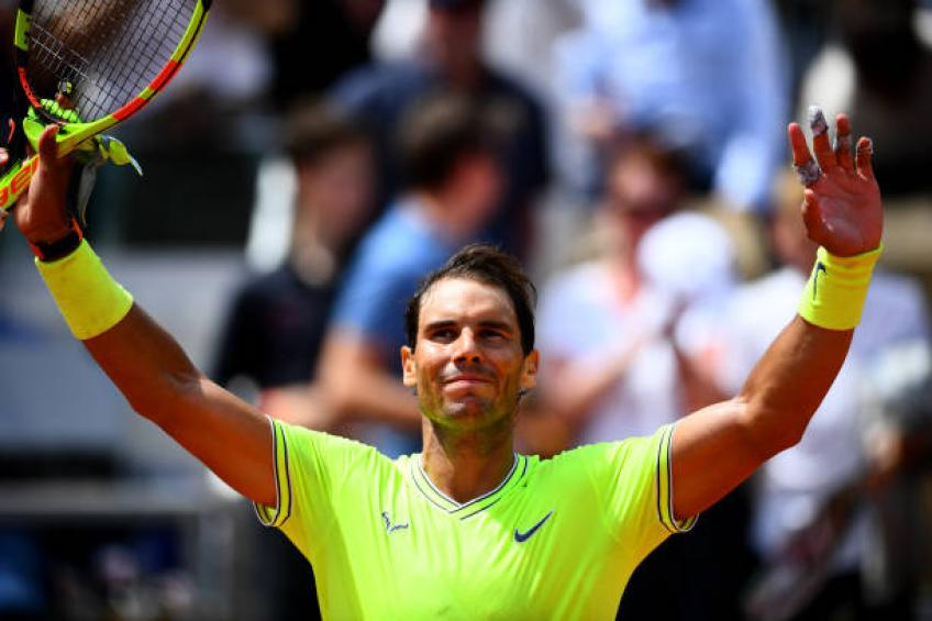 I felt ready to win Wimbledon in the last two years, says Rafael Nadal