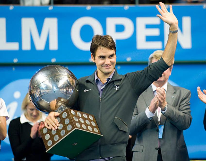 Roger Federer helped us sell all tickets in 2010 Stockholm, says organizer