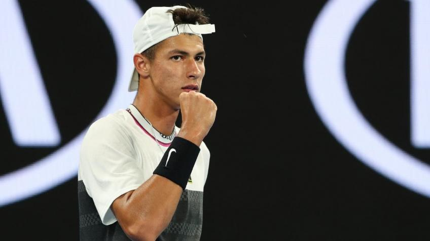 Alexei Popyrin: I think grass suits my game pretty well