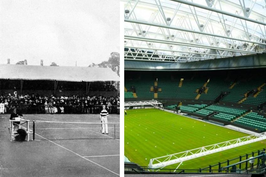 Wimbledon: From mythical origins to the present