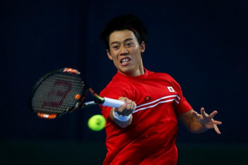 Kei Nishikori: 'Team is getting stronger, we will have a chance in Madrid'