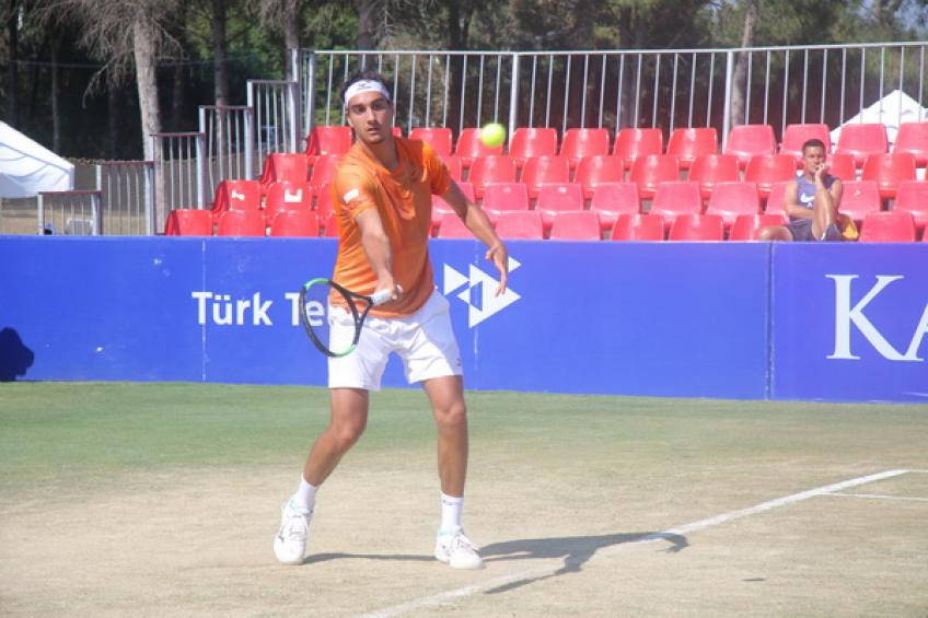 ATP Antalya: Thompson, Sonego and Mannarino stay on title course
