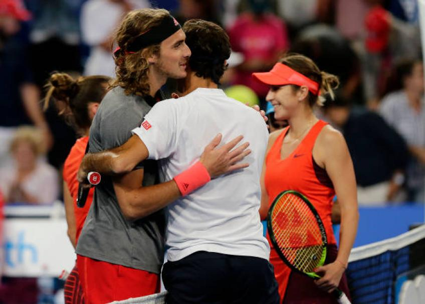 Win over Roger Federer gave me a big boost, says Stefanos Tsitsipas