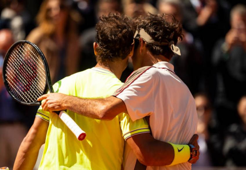 Former player shares why Federer-Nadal rivalry is not the best one