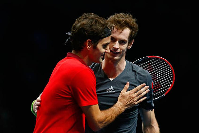 Nadal happy to see Murray back on court