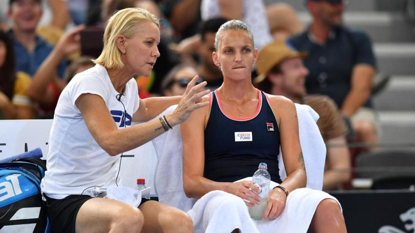 Rennae Stubbs: I would like to coach again given the right circumstances