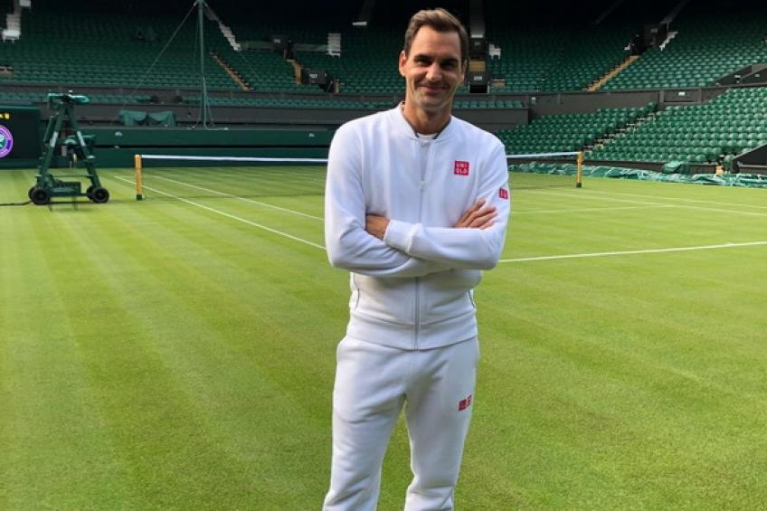 Wimbledon seeds: Federer moves ahead of Nadal. Djokovic starts from pole