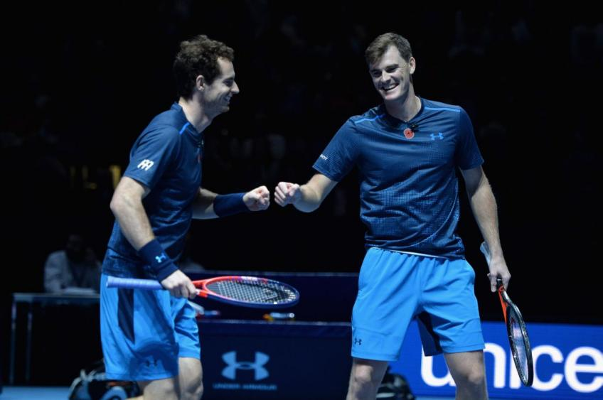 Jamie Murray: Andy won't play for ever, then what's behind him?