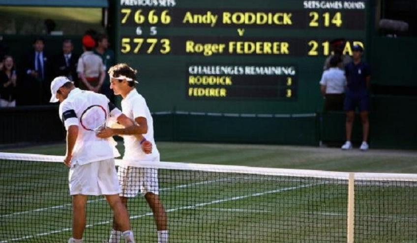 Andy Roddick recalls Roger Federer's tremendous act of kindness and class