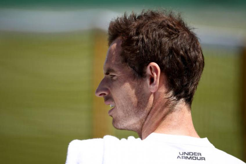 Andy Murray's Wimbledon comeback won't happen on Centre Court