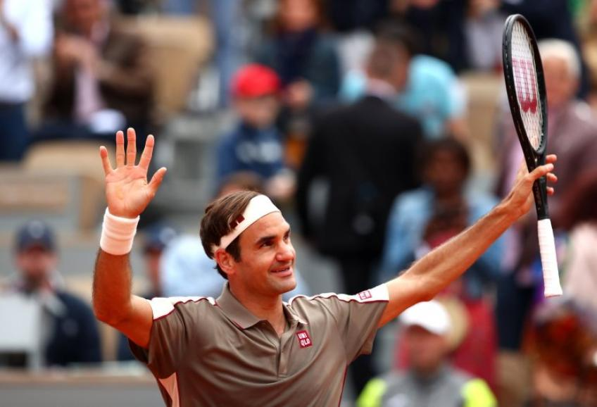 Darren Cahill: I think no one has done more for tennis than Roger Federer