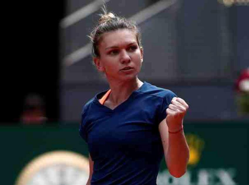 Simona Halep out of Eastbourne but sparks may fly at Wimbledon
