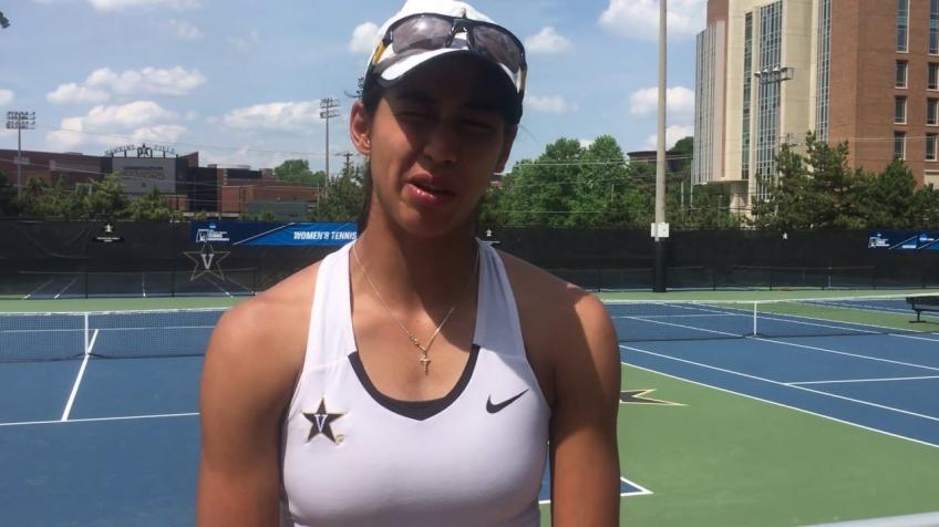 Astra Sharma: 'Playing in Wimbledon Main Draw Is Unreal'
