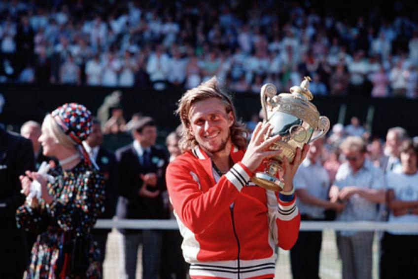 Wimbledon Flashback: Bjorn Borg edges Jimmy Connors in a memorable final