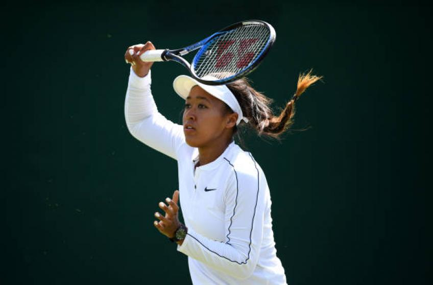 Naomi Osaka: 'I had to deal with more stress and pressure than I thought'