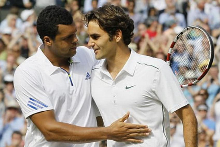 On this day: Roger Federer wastes massive lead against Tsonga at Wimbledon