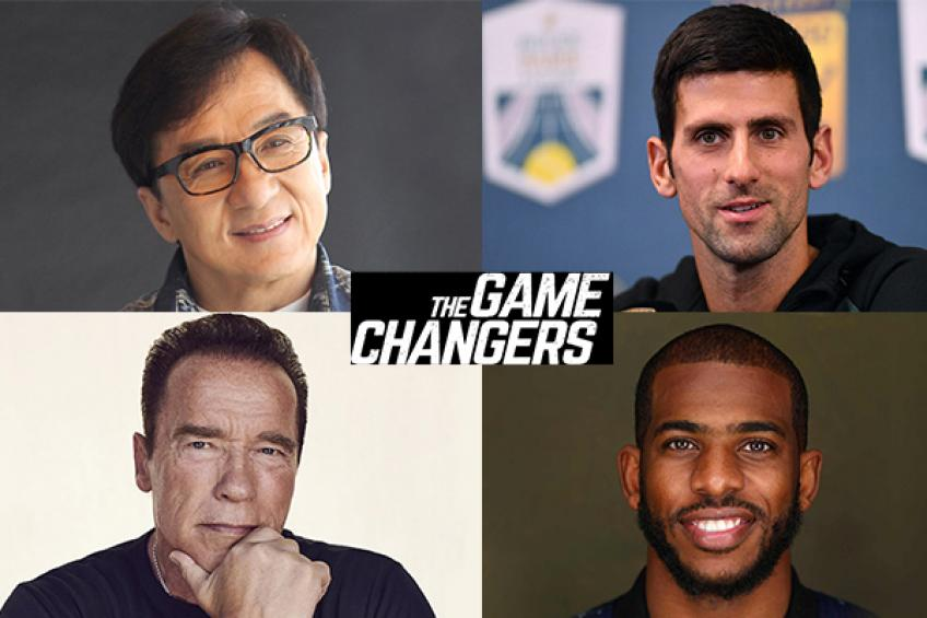 Novak Djokovic Teams Up With Hollywood Stars In The Gamechangers