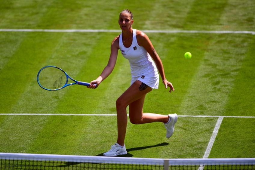 WTA Wimbledon: Halep, Pliskova, Svitolina, Keys and Kenin advance
