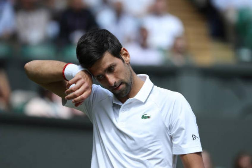 Wawrinka crashes out at Wimbledon