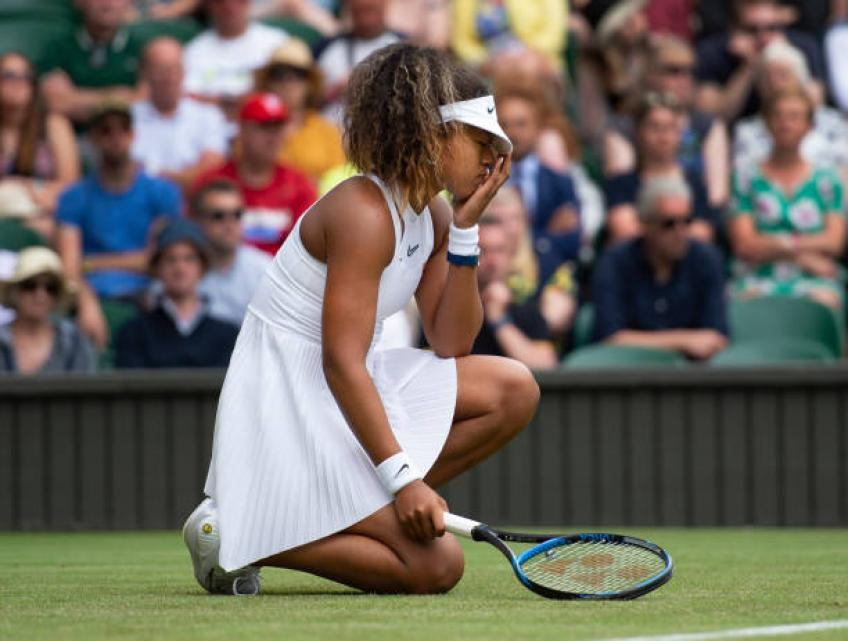 Naomi Osaka says she is about to cry, leaves press conference