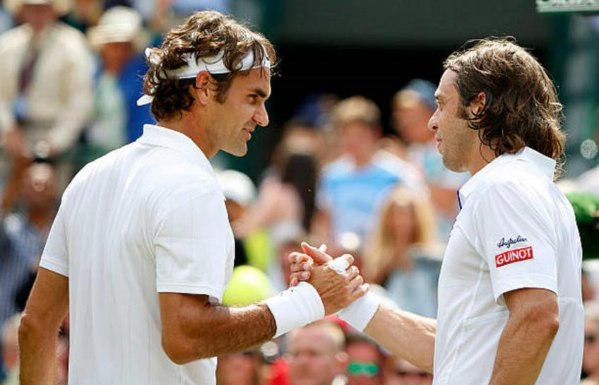 Facing Roger Federer in 2014 Wimbledon was special, says Lorenzi