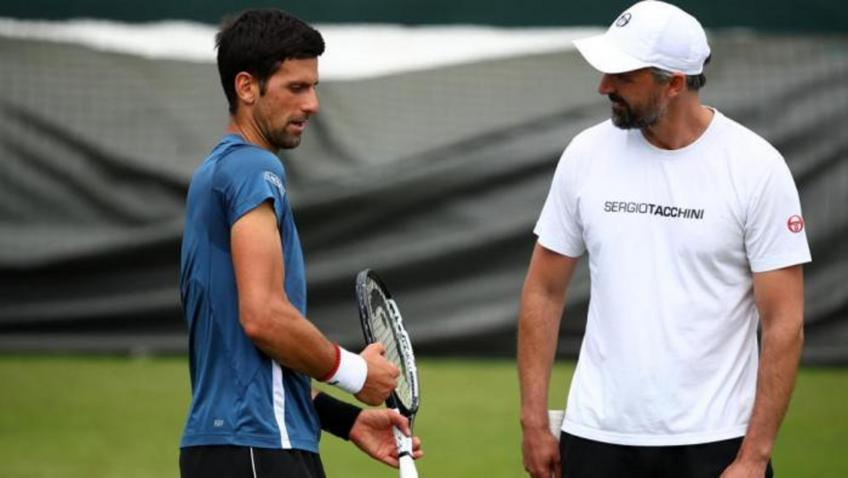 Novak Djokovic is like Real Madrid, you cannot reject it - Ivanisevic