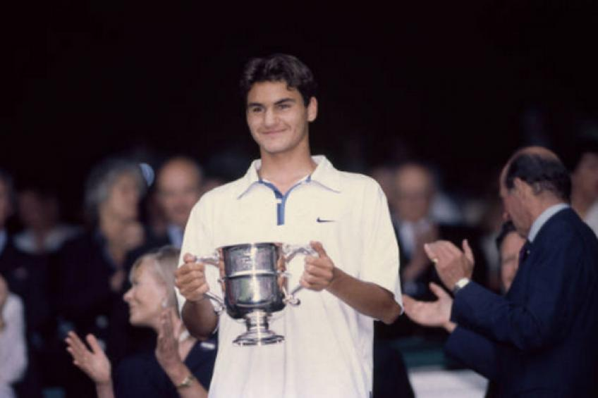 On this day: Roger Federer, 16, makes ATP debut in Gstaad