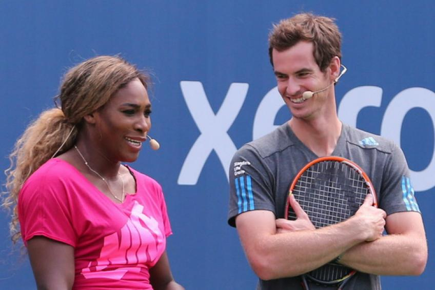 Andy Murray and Serena Williams forge dream Wimbledon mixed doubles team
