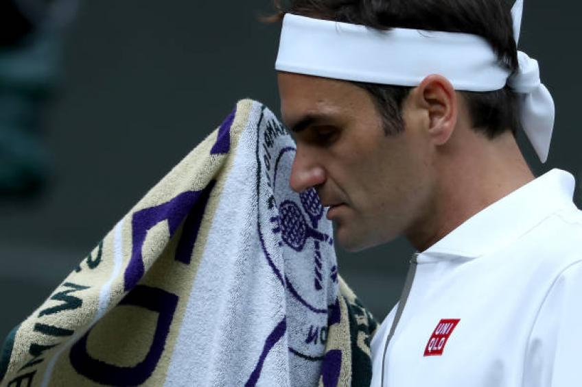 Roger Federer explains bad start: 'The court was slow'