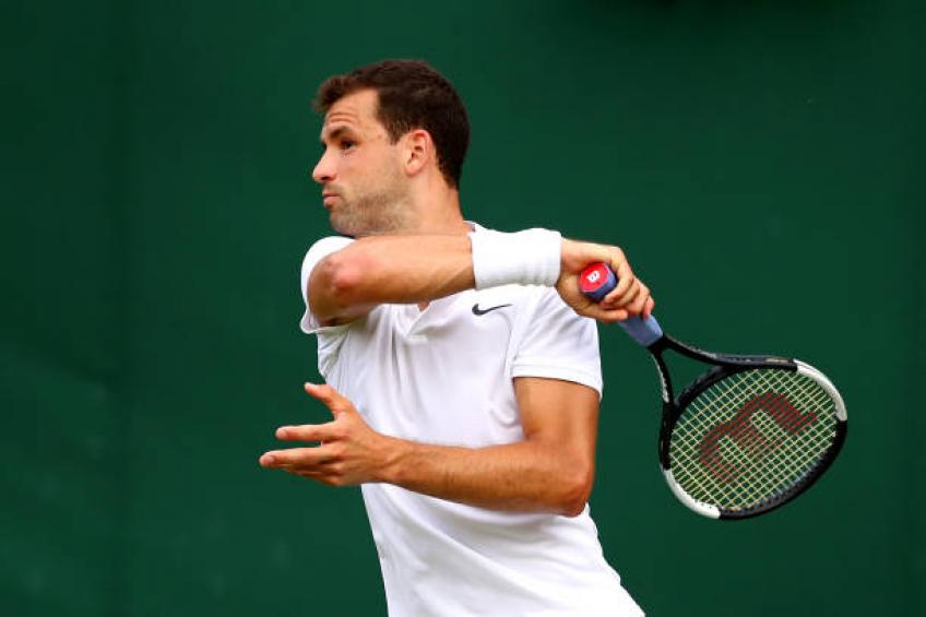 Grigor Dimitrov doesn't show up in press conference, will be fined