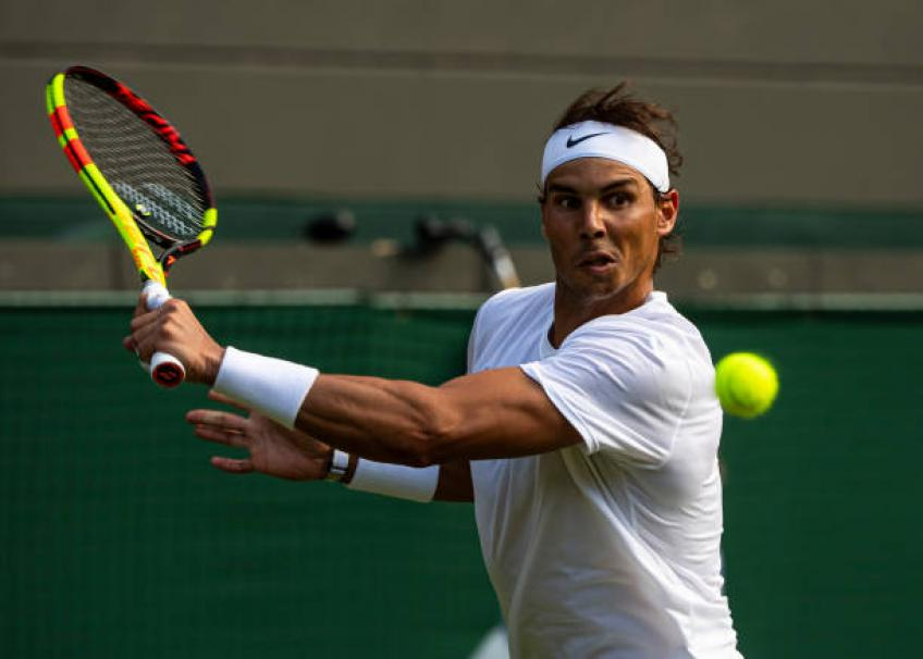 Rafael Nadal edges past Nick Kyrgios in Center Court thriller