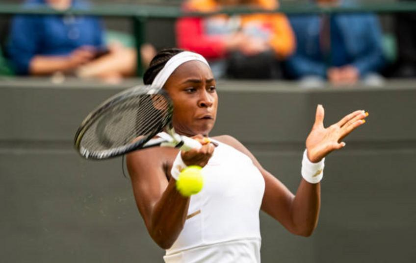 Gauff backs up Williams win as Halep and Pliskova progress